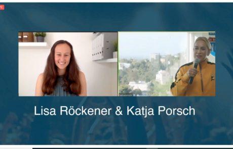 We will thrive_LA Schalte_Lisa Röckener und Katja Porsch_Powerwomen