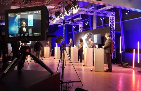 Digitale Veranstaltung - Frankfurter Zukunftskongress - Talkrunde