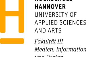 Logo HS Hannover Fakutät III Medien, Information und Design